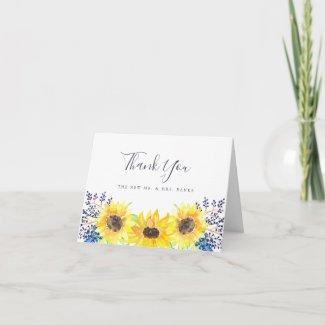 Flowerfields Thank You