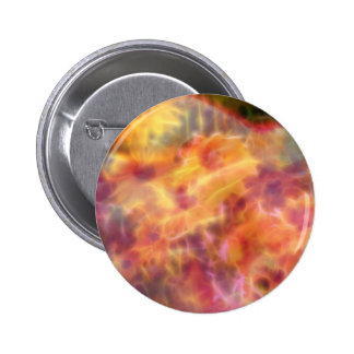 FlowerImplosion 3 Pinback Buttons