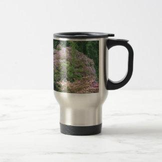 Flowering Bush 15 Oz Stainless Steel Travel Mug