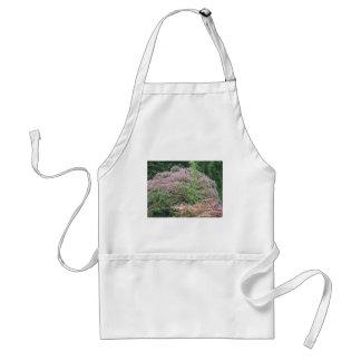 Flowering Bush Adult Apron