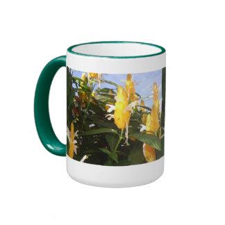 Flowering bush in Baguio, PH Coffee Mugs