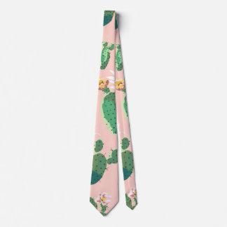 Flowering Cacti | Tie