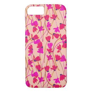 Flowering Cyclamen #3 - iPhone 7 Case