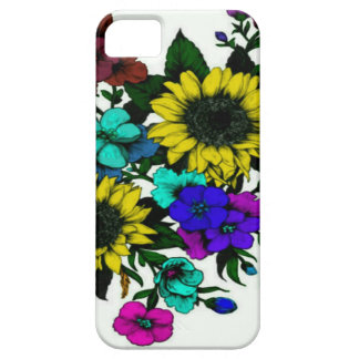 Flowering iPhone 5 Cover