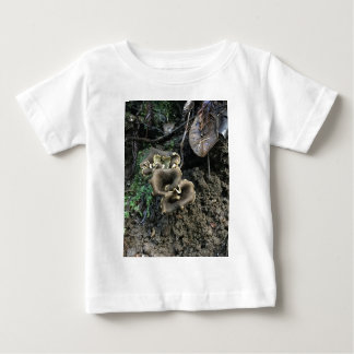 Flowering Mushrooms Baby T-Shirt