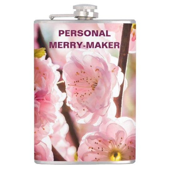 Flowering Plum - Pink Paradize Flasks