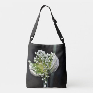 Flowering Spring Onion Crossbody Bag