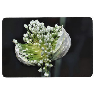 Flowering Spring Onion Floor Mat