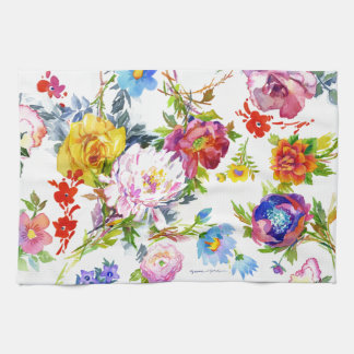 Flowerings Kitchen Towel