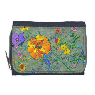 'FlowerMania' Wallets
