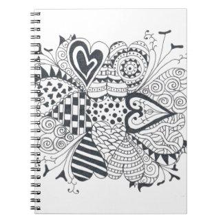 FlowerofHearts Notebook