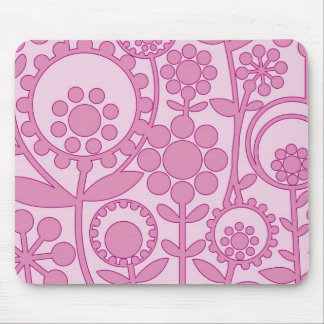 flowerpower 7 mouse pad