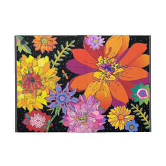 'FlowerRiot' Case For iPad Mini