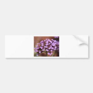 Flowers01 Autocollant De Voiture