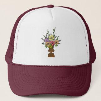 Flowers 1 trucker hat