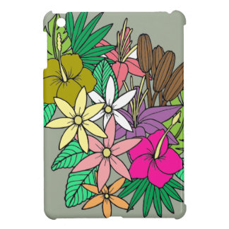 Flowers 2 cover for the iPad mini
