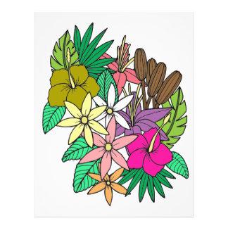 Flowers 2 letterhead