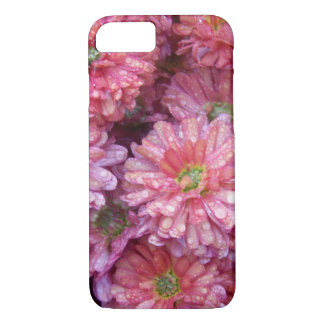 Flowers 32 - Pink iPhone 7 Case