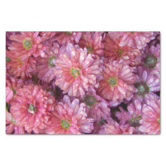 Flowers 32 - Pink Tissue Paper