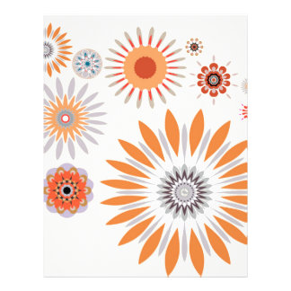 Flowers 33 letterhead