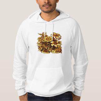 Flowers 3 hoodie