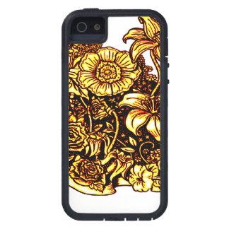 Flowers 3 iPhone 5 case