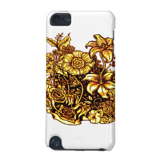 Flowers 3 iPod touch (5th generation) cover
