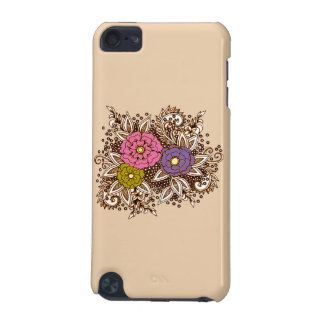 Flowers 6 iPod touch 5G cover