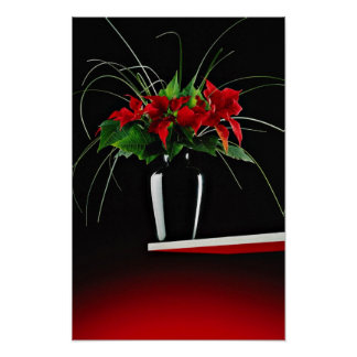 Flowers, abstract still life  flowers posters