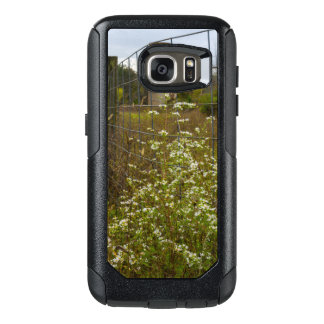 Flowers And A Silo OtterBox Samsung Galaxy S7 Case