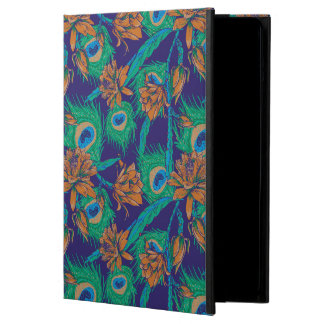 Flowers And Feathers Cover For iPad Air