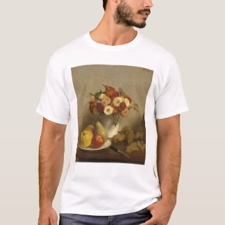 Flowers and Fruit, 1865 T-Shirt