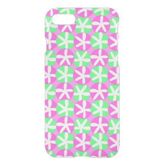 Flowers and Spots iPhone 7 Case