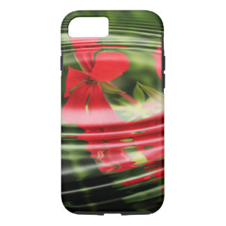 FLOWERS And Water iPhone 7 Case