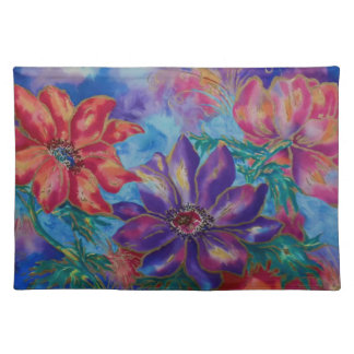 Flowers - Anemones III Placemat