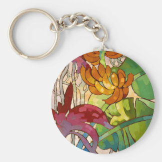 'Flowers' - Arman Manookian Keychain