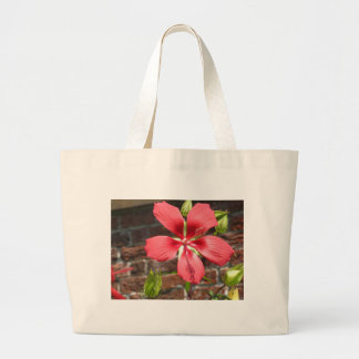 Flowers at Tryon Palace Large Tote Bag