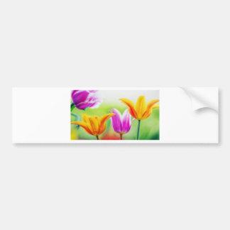 Flowers! Bumper Sticker