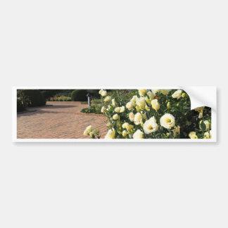 Flowers Bumper Stickers