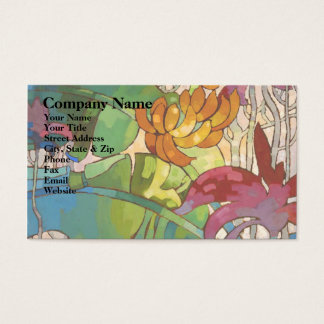 Flowers - Business Card