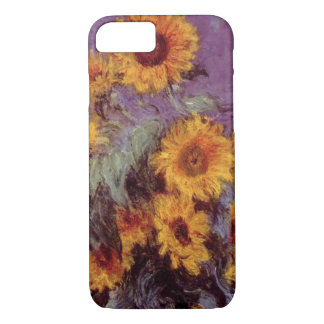 Flowers by Claude Monet iPhone 7 case