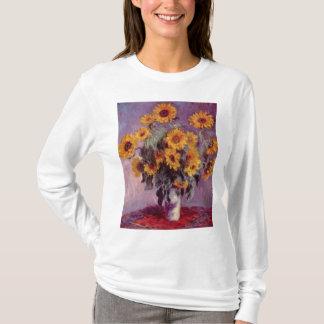 Flowers by Claude Monet Shirt