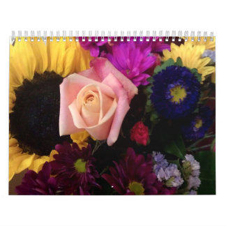 Flowers Calendar For 2013