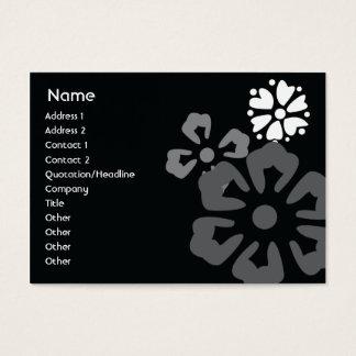 Flowers - Chubby Business Card