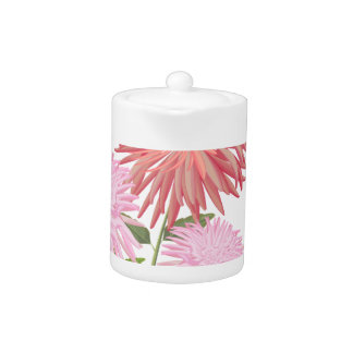 Flowers Dahlias in a vase