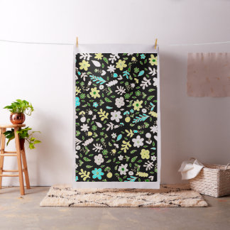 Flowers! Fabric