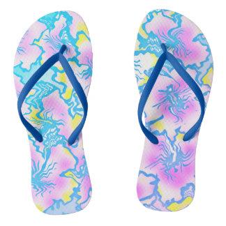 Flowers♥ Flip Flops