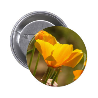 Flowers Floral Garden Blossom Photography 2 Inch Round Button