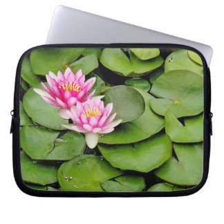 Flowers Floral Garden Blossom Photography Computer Sleeves