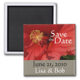 Flowers Floral Garden Blossom Photography Square Magnet